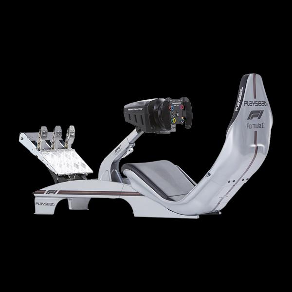 Playseat F1 Silver (RF.00214) фото