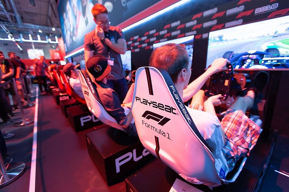 Кресло Playseat изобоажение 1