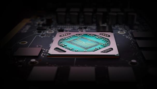 Графика AMD Radeon RX