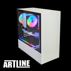 ARTLINE Overlord Arctic X77 (X77v26)