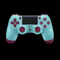 PlayStation 4 Dualshock 4 v2 Wireless Controller Berry Blue