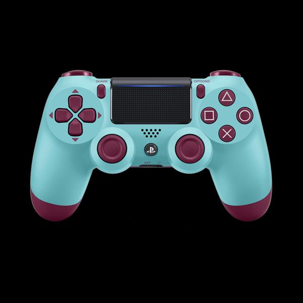 PlayStation 4 Dualshock 4 v2 Wireless Controller Berry Blue купить