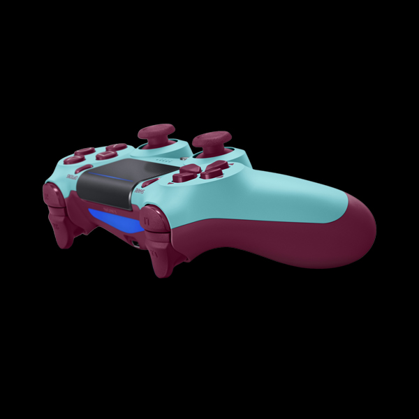 PlayStation 4 Dualshock 4 v2 Wireless Controller Berry Blue фото