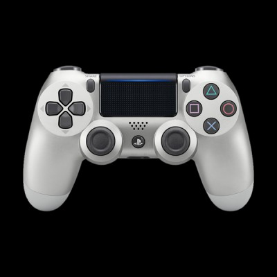 PlayStation 4 Dualshock 4 v2 Wireless Controller Silver купить