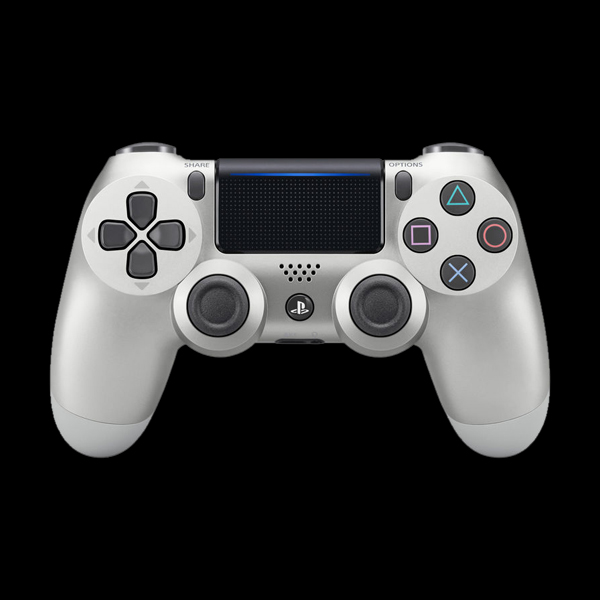 PlayStation 4 Dualshock 4 v2 Wireless Controller Silver купить
