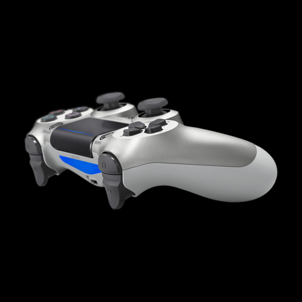 PlayStation 4 Dualshock 4 v2 Wireless Controller Silver фото