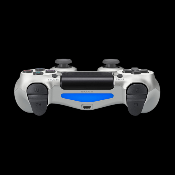 PlayStation 4 Dualshock 4 v2 Wireless Controller Silver стоимость