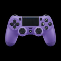PlayStation 4 Dualshock 4 v2 Wireless Controller Electric Purple