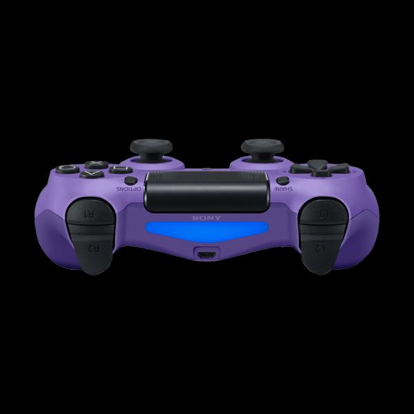 PlayStation 4 Dualshock 4 v2 Wireless Controller Electric Purple описание