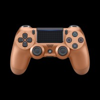 PlayStation 4 Dualshock 4 v2 Wireless Controller Metallic Copper