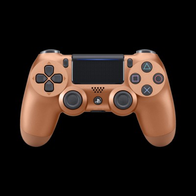 PlayStation 4 Dualshock 4 v2 Wireless Controller Metallic Copper купить