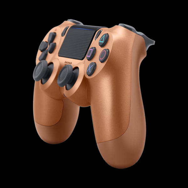 PlayStation 4 Dualshock 4 v2 Wireless Controller Metallic Copper цена