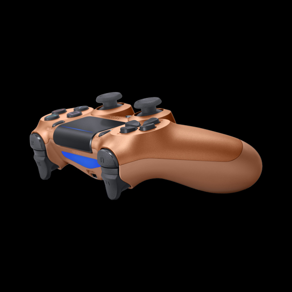PlayStation 4 Dualshock 4 v2 Wireless Controller Metallic Copper фото