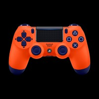 PlayStation 4 Dualshock 4 v2 Wireless Controller Sunset Orange