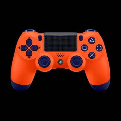 PlayStation 4 Dualshock 4 v2 Wireless Controller Sunset Orange купить