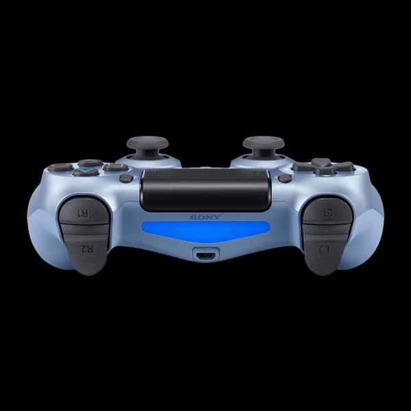 PlayStation 4 Dualshock 4 v2 Wireless Controller Titanium Blue стоимость