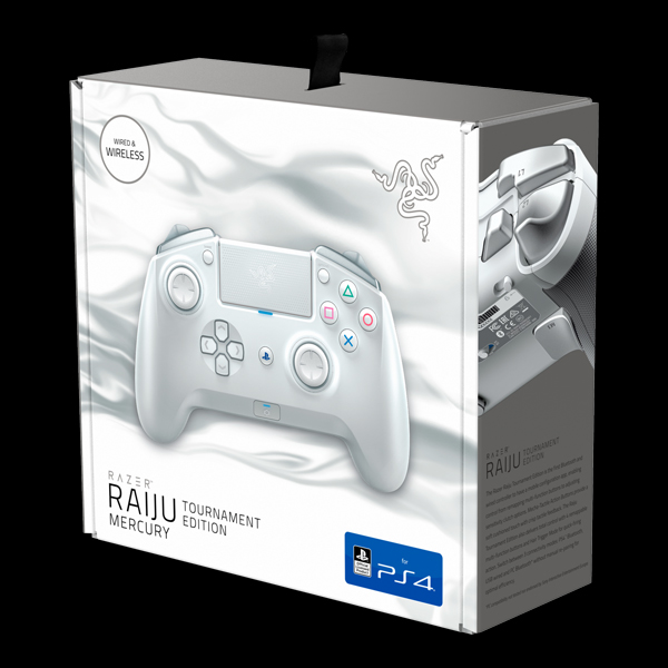 Razer Raiju Tournament Edition Bluetooth Mercury (RZ06-02610300-R3G1) в Украине