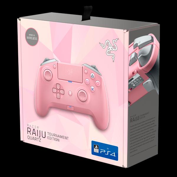 Razer Raiju Tournament Edition Bluetooth Quartz (RZ06-02610200-R3G1) в Украине