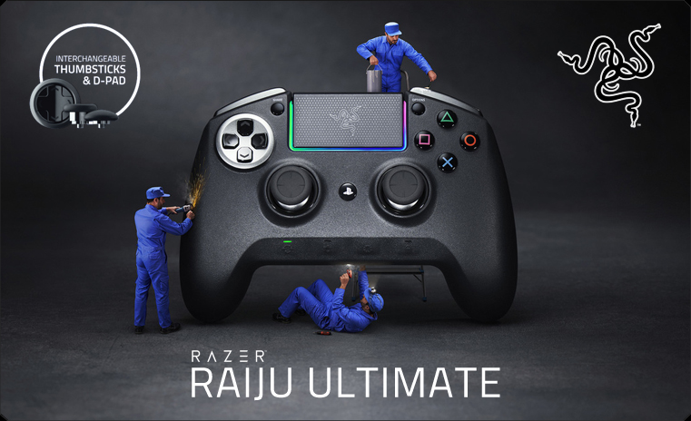 Razer Raiju Ultimate (RZ06-02600300-R3G1)
