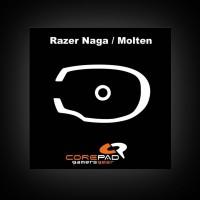 Corepad Glides for Razer Naga/Molten