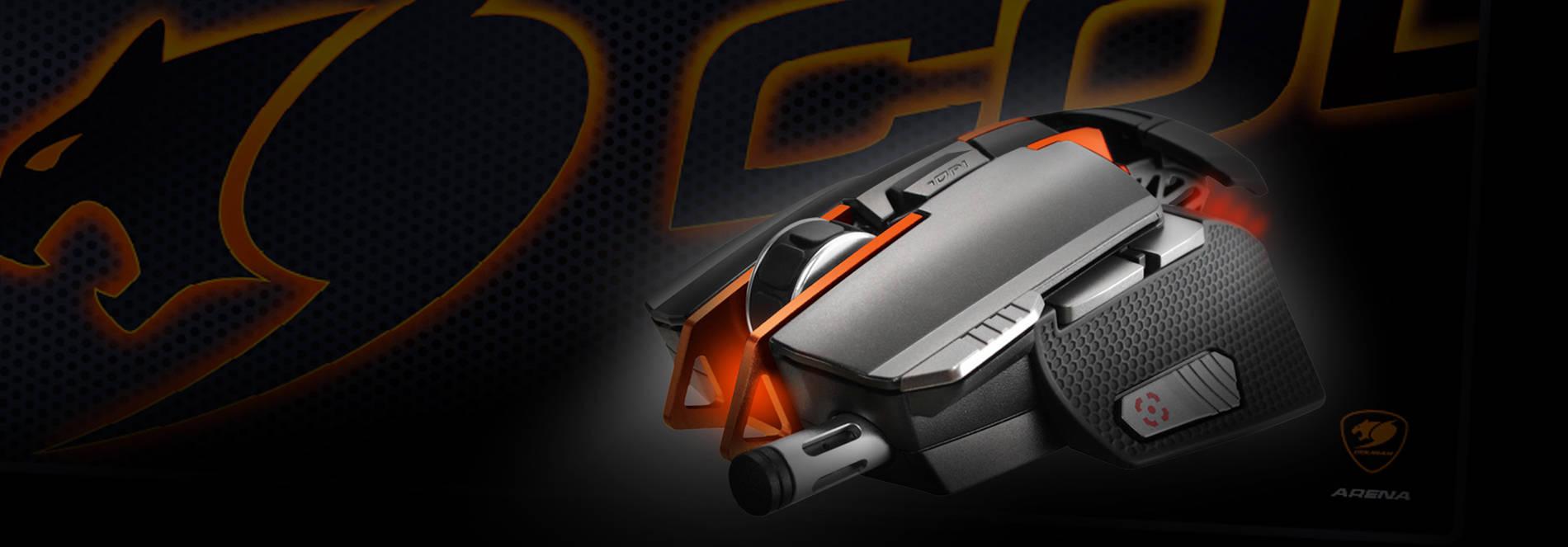 Игровая мышка Cougar 700M Superior. Фото 1