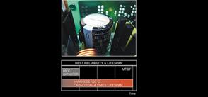 Японские конденсаторы 105 °C