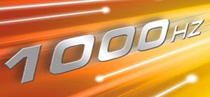 Частота опроса — 1000 Гц