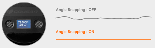 Angle Snapping (AS)