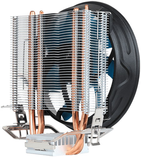 Обновленная конструкция радиатора