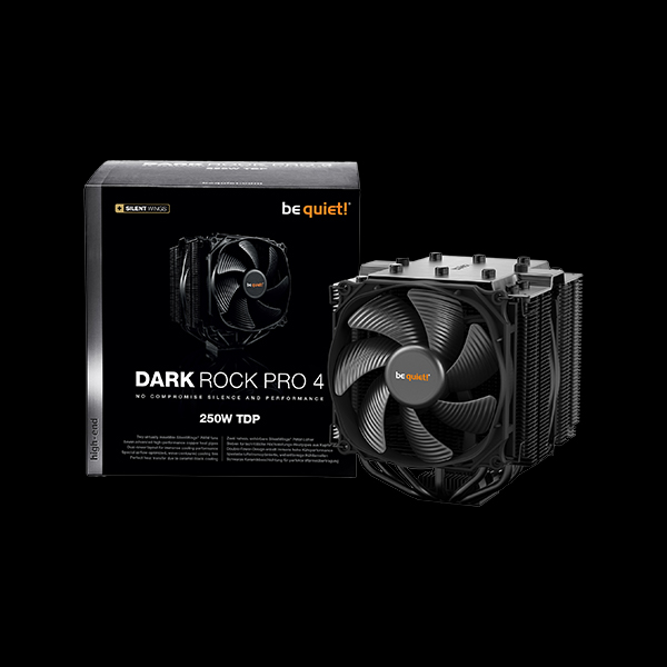 be quiet! Dark Rock PRO 4 (BK022) стоимость