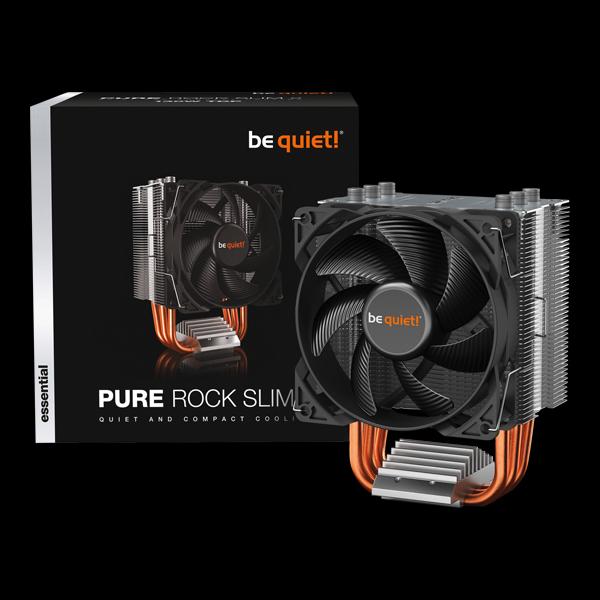 be quiet! Pure Rock Slim 2 (BK030) стоимость
