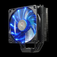 Enermax CPU T40 Fit - AM4 Edition, Blue LED PWM fan (ETS-T40F-BKA)