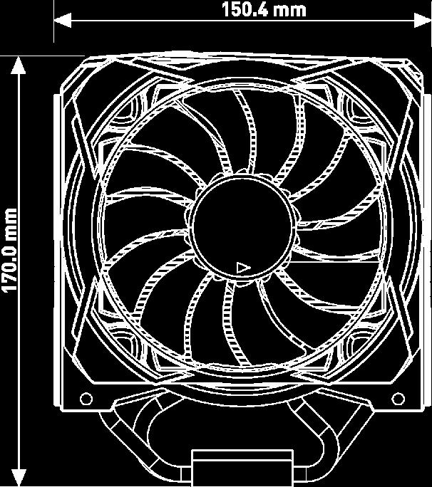 MSI Core Frozr XL высота