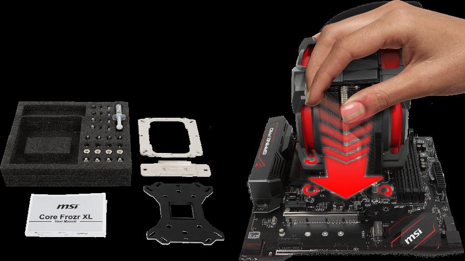 ПРОСТАЯ УСТАНОВКА НА INTEL И AMD