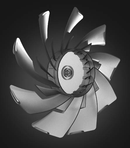Вентилятор от Zalman