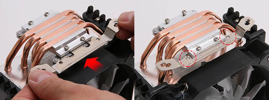 Для установки Intel Clips