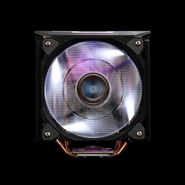 Zalman CNPS10X OPTIMA II RGB Black цена