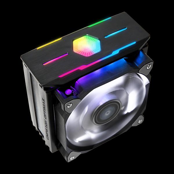Zalman CNPS10X OPTIMA II RGB Black фото