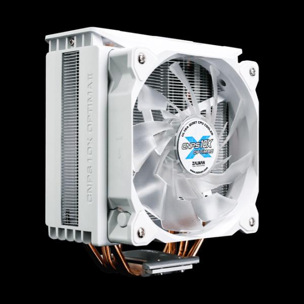 Zalman CNPS10X OPTIMA II RGB White купить