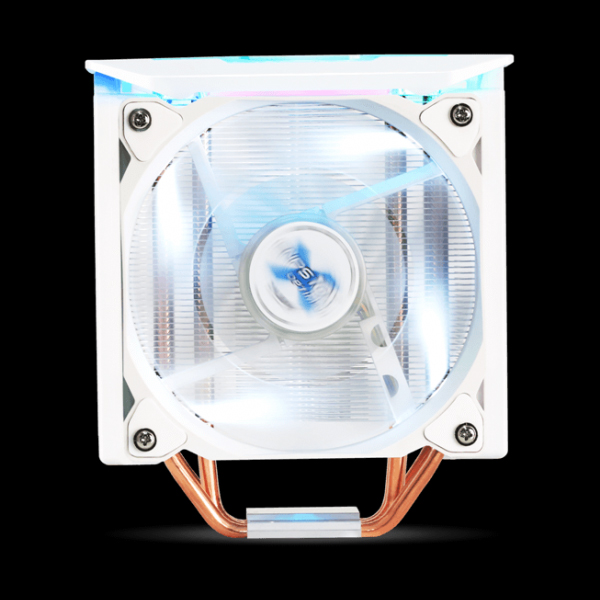 Zalman CNPS10X OPTIMA II RGB White фото