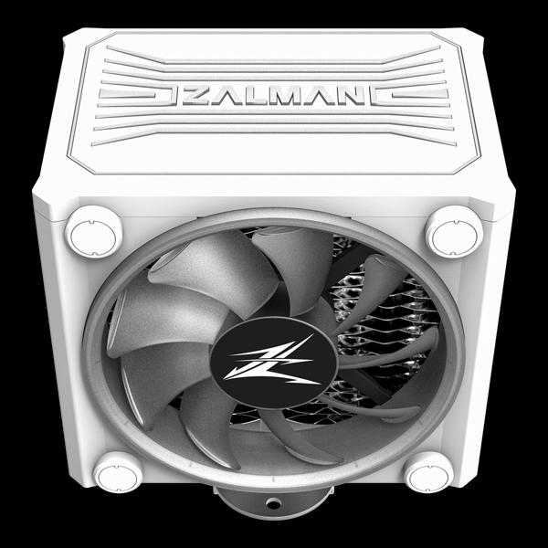 Zalman CNPS16X White описание