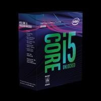 Intel Core i5-8600K (BX80684I58600KSR3QU)