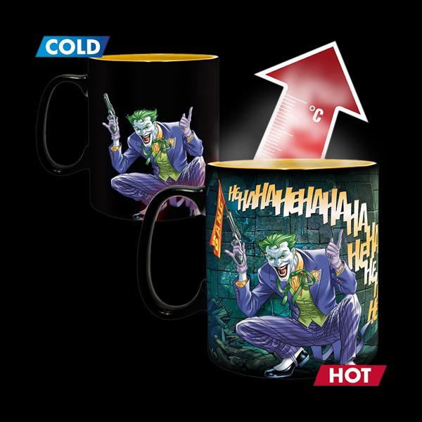 ABYstyle DC Comics  Batman & Joker (ABYMUG382) цена