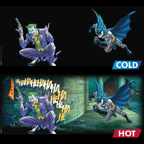 ABYstyle DC Comics  Batman & Joker (ABYMUG382) фото