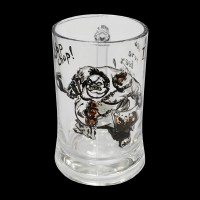 Dota 2 Pudge Beer Glass