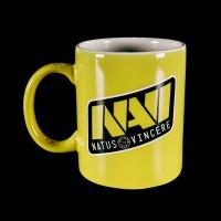 Na`Vi Logo Yellow