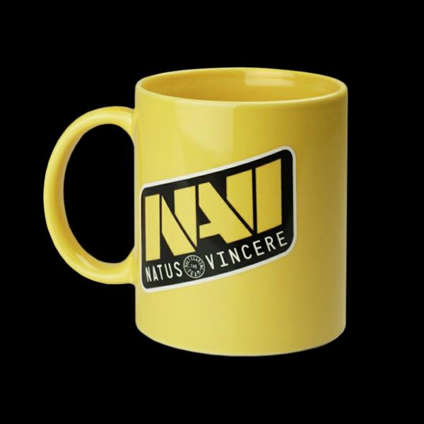 NaVi Logo Yellow купить