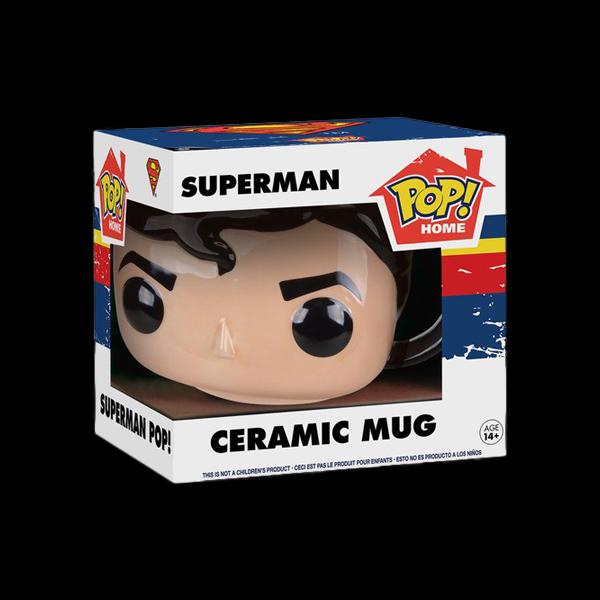 Funko POP! Home: DC: Superman Mug (9628) фото