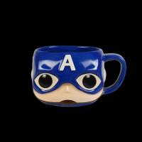 POP! Home: Marvel: Captain America Mug