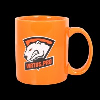 Virtus.Pro Mug Orange